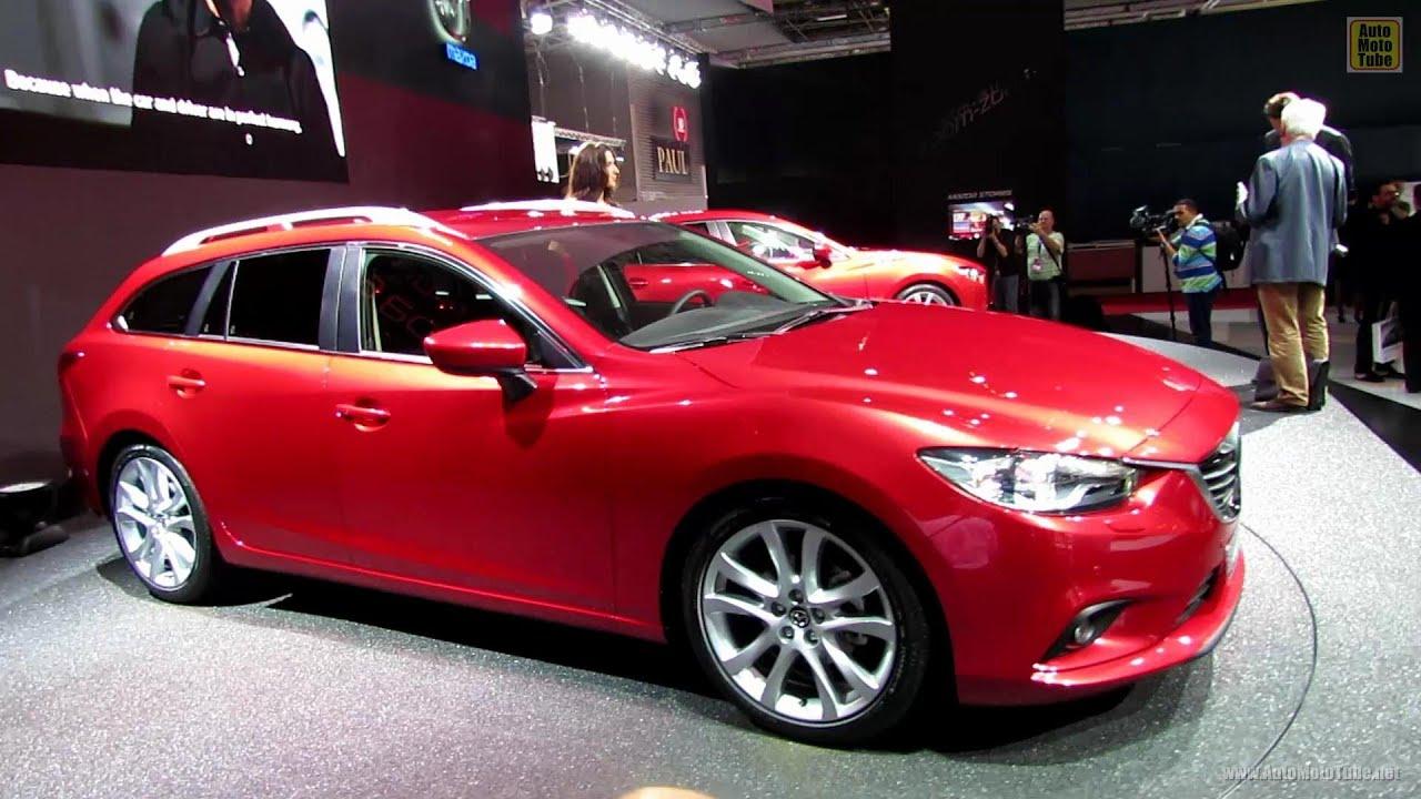 2014 Mazda 6 Skyactiv Hatchback Exterior And Interior