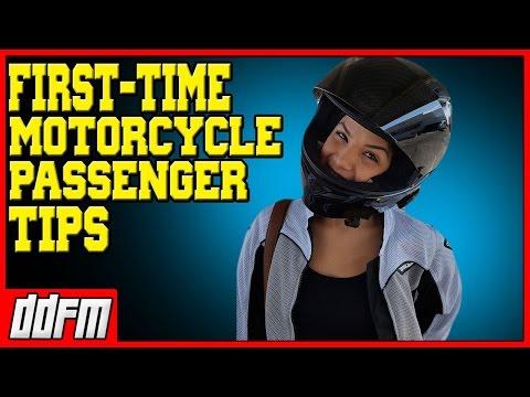 Top 3 Motorcycle Passenger Riding Tips - SENA SMH10r DualVlog