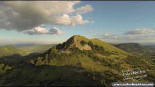 Ardèche - Col de l'Escrinet (4K)