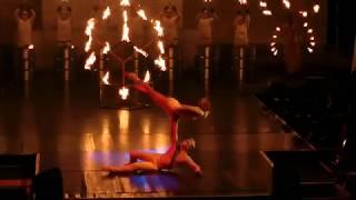 Adagio Kraft-Akrobatik Duo - presented by SUGAR OFFICE