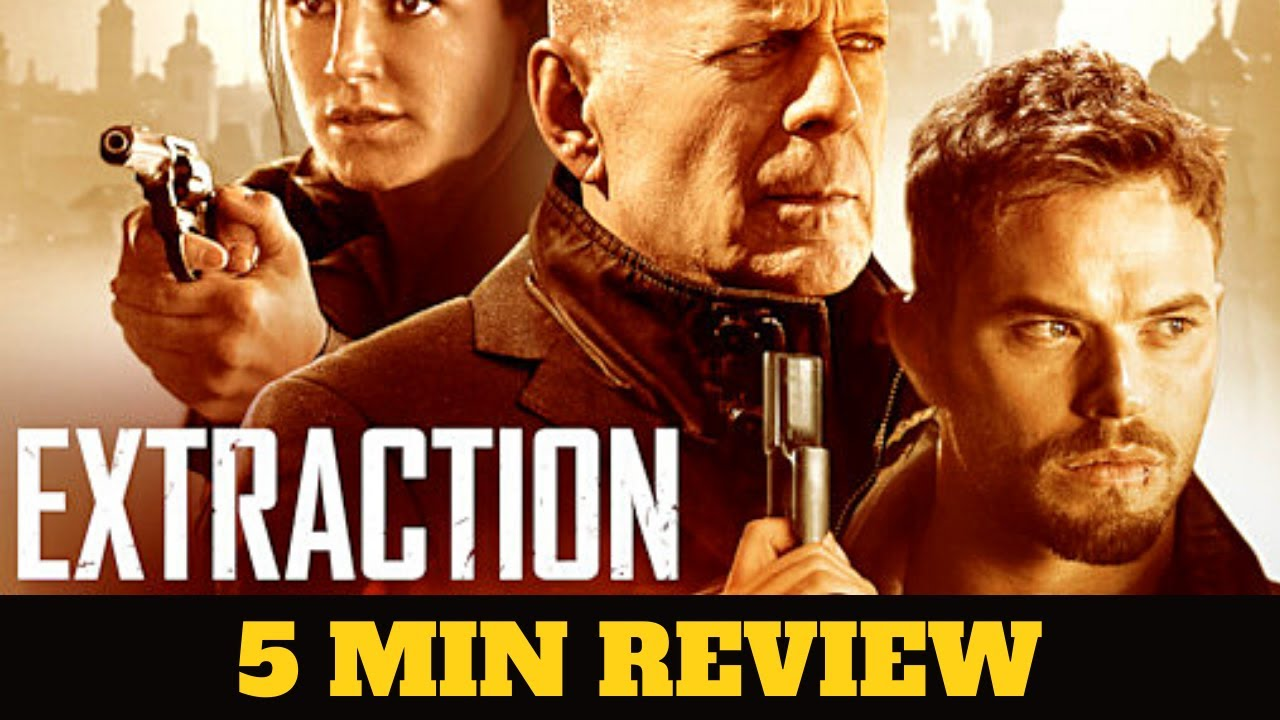 Extraction 2015 Movie Review Youtube