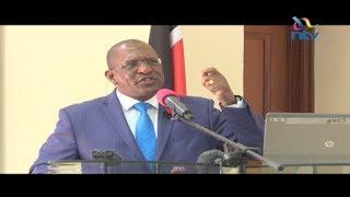 DPP Keriako Tobiko says political class intimidating constitutional bodies