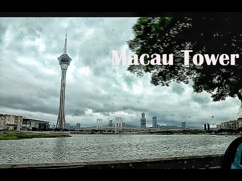 Macao | Tower  Deck Views