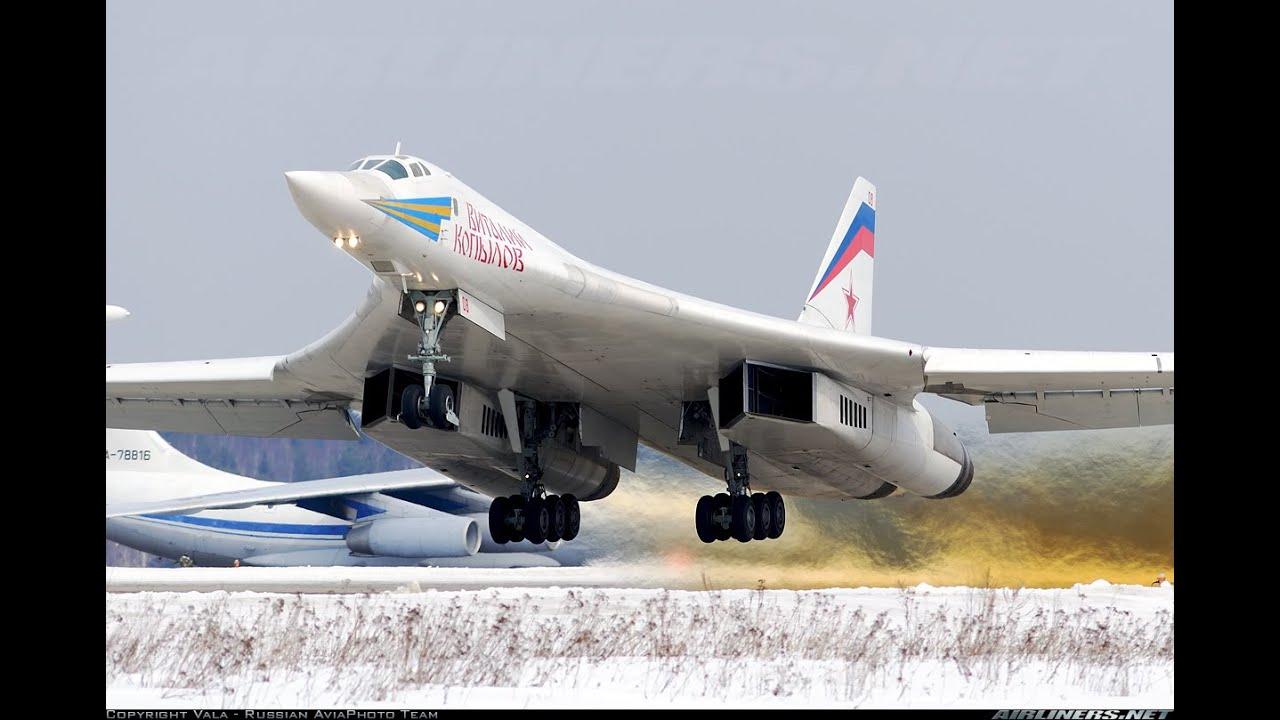 Resultado de imagen de Tu-160