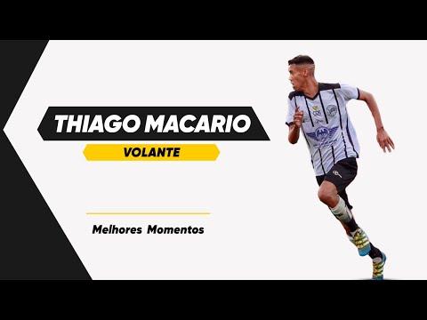 THIAGO MACARIO - VolanteMeia