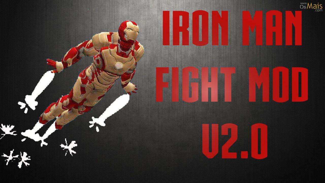 GTA San Andreas : Iron Man Flight Mod V 2 0