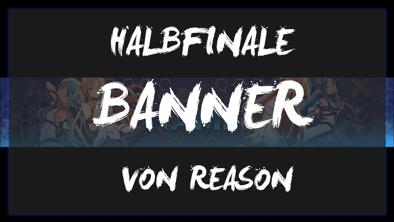 Halbfinal Banner Von Reason Free Sword Art Online Banner Template