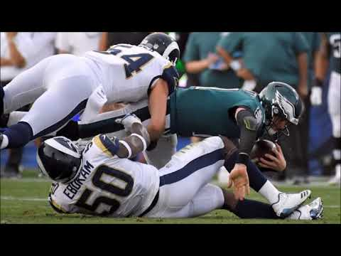 Philadelphia Eagles vs Los Angeles Rams: Eagles fear with Carson Wentz - Daily News