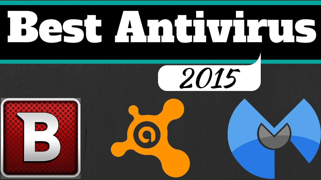 Best Antivirus 2015 Top 3 Free Programs Youtube