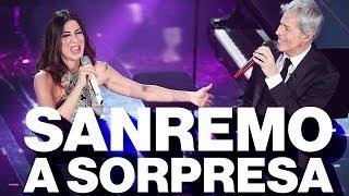 Virginia Raffaele e i duetti di Baglioni, la terza serata di Sanremo 2018  - Timeline