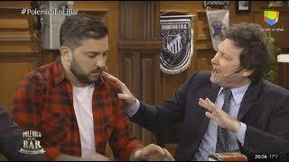 Javier Milei contra Diego Brancatelli y Chiche Gelblung en Polémica en el Bar- 03/10/17
