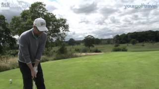 Whittlebury Park Golf Course Part 2