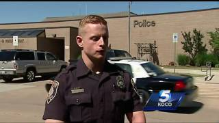 Norman police officer named one of America's fittest cops