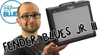 Fender Blues Junior III Amplifier Demo