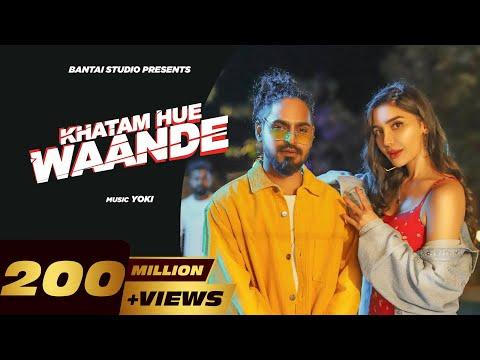 EMIWAY - KHATAM HUE WAANDE (Prod.YOKI) (OFFICIAL MUSIC VIDEO)