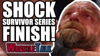 SHOCK WWE Main Event Finish! | WWE Surv...