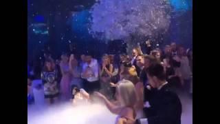 Свадьба Ксении Бородиной 2015