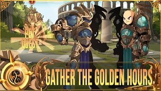 "=AQW= ""Gather the Golden Hours"" Quest Walkthrough [Gold Infinity Knight Pet - Commentary!]"