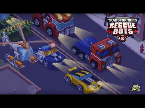 Transformers Rescue Bots: Hero 2.0 #49   Defeat and capture the invading Morbots!