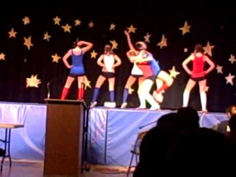 Our dance to United State of Pop