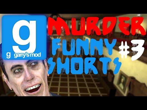Gmod MURDER- Funny Shorts: