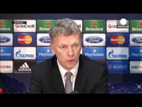 Manchester united sack manager David Moyes euro sport news