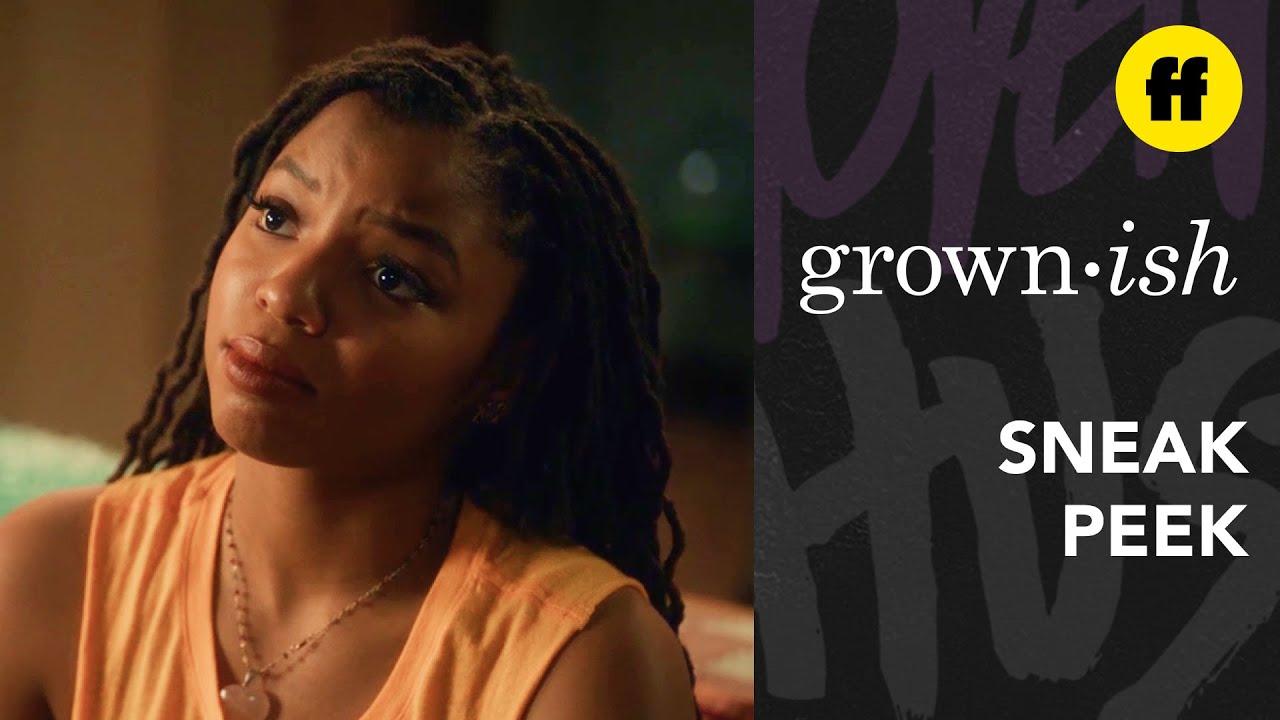 Download grown-ish Season 3, Episode 12   Sneak Peek: Jazz is Hung Up on Doug   Freeform