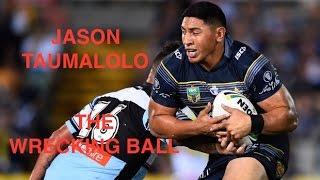 JASON TAUMALOLO - THE WRECKING BALL
