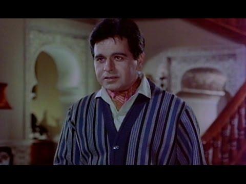 Dilip Kumar slaps Pran - Ram Aur Shyam