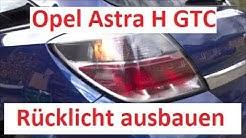 Opel Astra H Blinker Wechseln