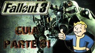 """Guía """"Fallout 3"""" PS3/XBOX360/PC En Español Parte 01"""