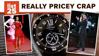 25 Most Expensive Luxury Brands