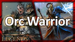 (TES: Legends) Orc Warrior Laddering - Everyone Loves Fast Games