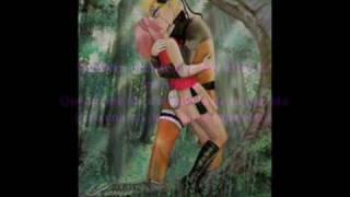 Naruto y sakura - A puro dolor(Sin Bandera)