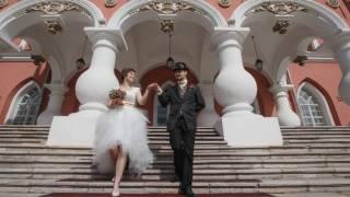 A wedding with a taste of Steampunk