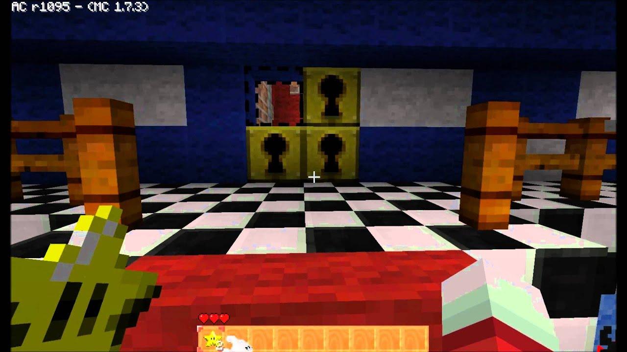 adventurecraft super mariocraft 64