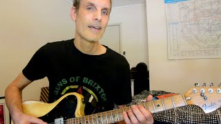 Screamfeeder   STATIC   Guitar Lesson