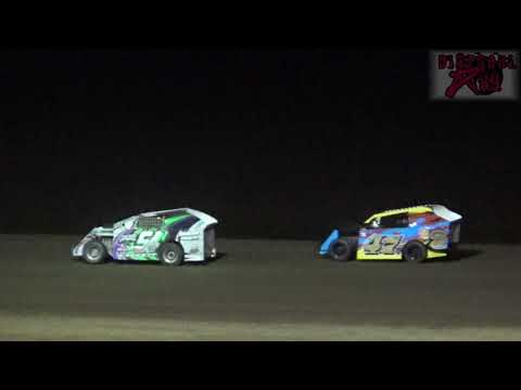 Salina Speedway - 9-28-18 - Mid America Clash 6 - Mod Lite Heats