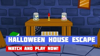 Halloween House Escape · Game · Walkthrough