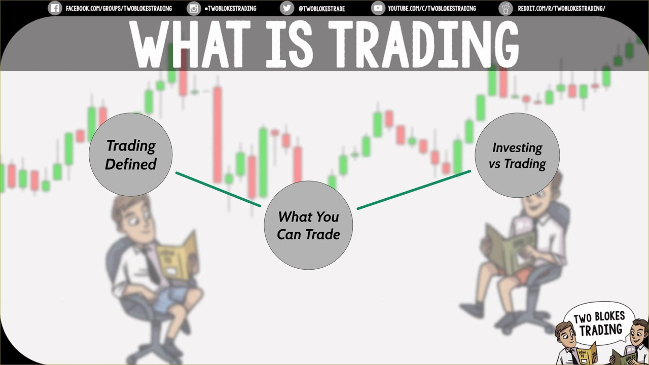 1 What Is Trading
