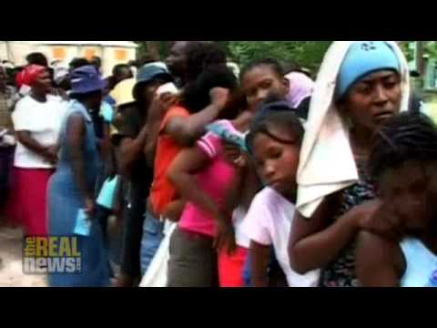 How World Bank policies led to famine in Haiti