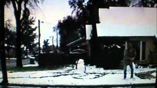 Snow Day in Visalia, CA,  January 1999