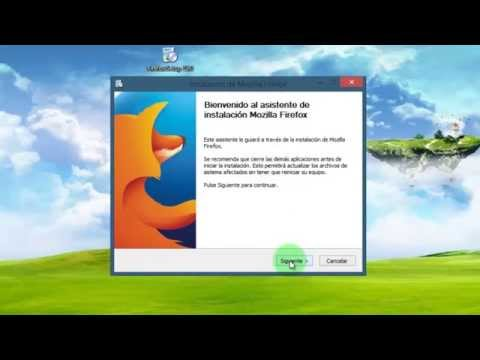 Descargar e Instalar Mozilla Firefox Ultima Version 2016 | Nueva Version Super Rápida!