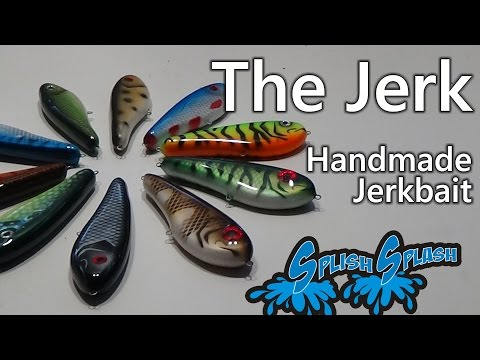 The Jerk - Handmade Jerkbait