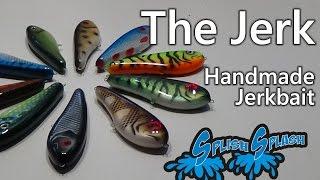 The Jerk - Handmade Jerkbait