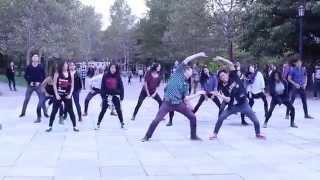 Watch Me (Whip/Nae Nae) Flashmob | Cornell Dance Crews | BreakFree Hip Hop