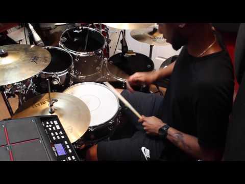 DJ Khaled | Wild Thoughts (feat. Rihanna & Bryson Tiller) Drum Cover