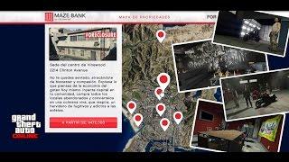 COMPRANDO SEDE CLUB DE MOTEROS - DLC: PARTE DE MOTEROS | GTA V Online