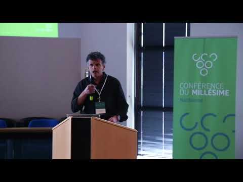 2015 Narbonne Conference du Millesime - Eric Lebon - Controle Etat Hydrique