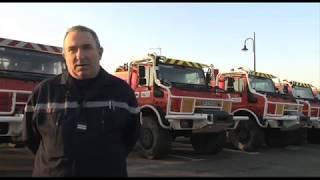 Le corps départemental des sapeurs-pompiers des Landes